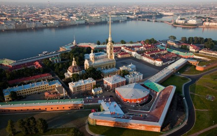 Peter-and-Paul-Fortress-Saint-Petersburg-Russia